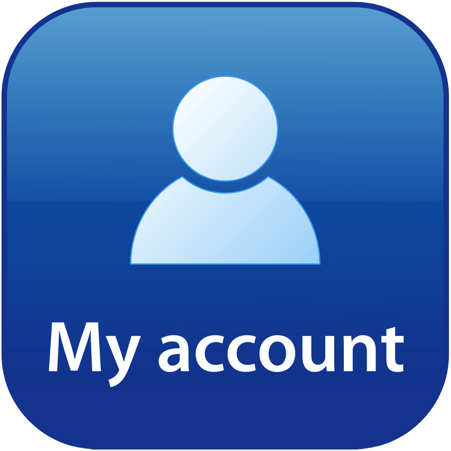 MY ACCOUNTS PAGE