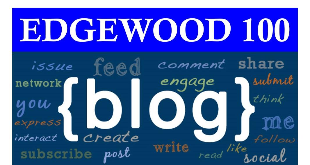 Edgewood100 Blog